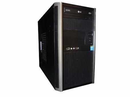 【中古パソコン】【単体】【Windows10 64bit搭載】【HDMI端子搭載】【Core i3 4150搭載】【メモリー4GB搭載】【HDD1TB搭載】【DVDマルチ搭載】【東久留米発】 自作 不明 (7518220)