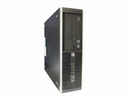 【中古パソコン】【単体】【Windows10 Pro 64bit搭載】【Core i3 3240搭載】【メモリー4GB搭載】【HDD500GB搭載】【DVDマルチ搭載】【東久留米発】 HP Pro 6300 SFF (7518274)