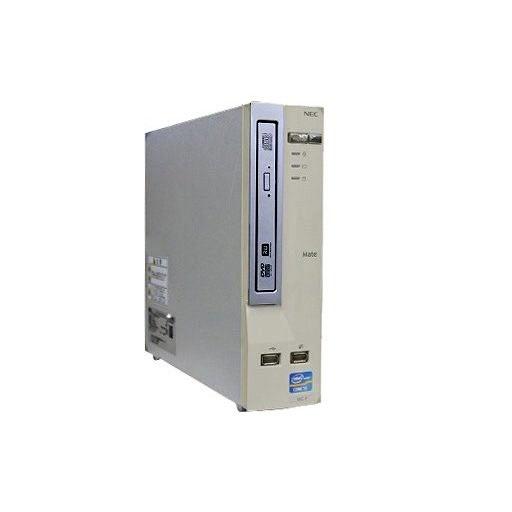 【中古パソコン】【単体】【Windows10 64bit搭載】【Core i5 3320M搭載】【メモリー4GB搭載】【HDD500GB搭載】【DVDマルチ搭載】【東久留米発】 NEC Mate MC-F (7518484)