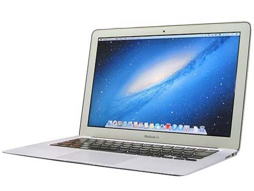 ★今だけ全品ポイント3倍★【あす楽対応】apple Mac Book Air A1466 WEBカメラ Core i5 4250U メモリー4GB 高速SSD128GB 無線LAN B5サイズ ノートパソコン【中古】【30日保証】1850129