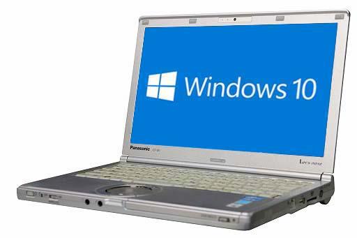 あす楽対応 3 980円以上で送料無料 特売 届いてすぐ使える初期設定済 安心の30日間保証 Panasonic Lets note 一部予約 CF-SX4 Windows10 64bit WEBカメラ HDMI 高速SSD256GB メモリー8GB ノートパソコン 中古 DVDマルチ B5サイズ 1850244 i5 30日保証 Core 5300U 無線LAN