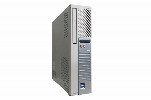 【中古パソコン】【単体】【Windows10 64bit搭載】【Core i5 4570搭載】【メモリー4GB搭載】【HDD1TB搭載】【DVDマルチ搭載】 NEC Mate ME-G (1292700)