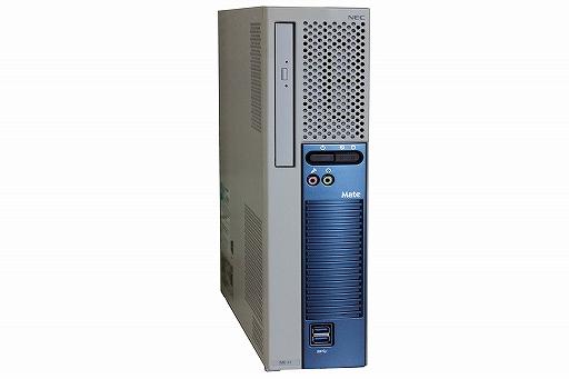 【中古パソコン】【単体】【Windows10 64bit搭載】【Core i5 4570搭載】【メモリー4GB搭載】【HDD1TB搭載】【DVDマルチ搭載】【中野店発】 NEC Mate ME-H (2055669)
