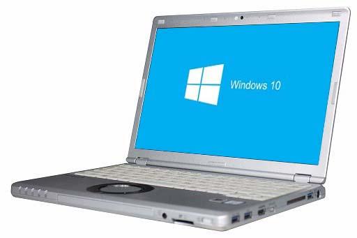 【中古パソコン】【Windows10 64bit搭載】【HDMI端子搭載】【Core i5 6300U搭載】【メモリー4GB搭載】【SSD256GB搭載】【W-LAN搭載】【DVDマルチ搭載】【東村山店発】 Panasonic Lets note CF-SZ5 (5019114)