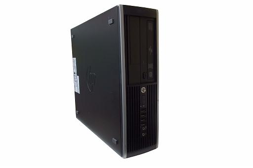 【中古パソコン】【単体】【Windows10 64bit搭載】【Core i5搭載】【メモリー4GB搭載】【HDD1TB搭載】【DVDマルチ搭載】【東久留米発】 HP 8200 Elite SFF (7518760)
