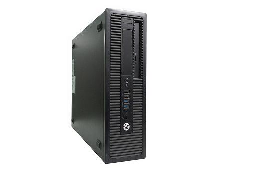 【中古パソコン】【単体】【Windows10 64bit搭載】【Core i5 4590搭載】【メモリー4GB搭載】【HDD500GB搭載】【DVDマルチ搭載】【吉祥寺店発】 HP ProDesk 600G1 SFF (8006016)