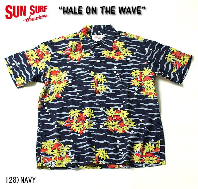 "No.DK36205 DUKE KAHANAMOKU デュークカハナモクS/S SPECIAL EDITION""HALE ON THE WAVE"""