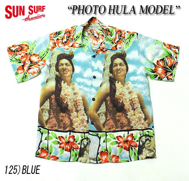 "No.SS34660 SUN SURF サンサーフSPECIAL EDITION""PHOTO HULA MODEL"""