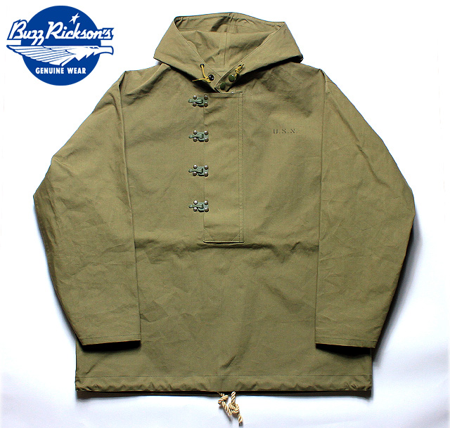 No.BR14347 BUZZ RICKSON'S バズリクソンズ PARKA,WET WEATHER