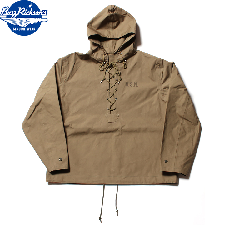 No.BR14411 BUZZ RICKSON'S バズリクソンズ PARKA,WET WEATHER LACE-UP