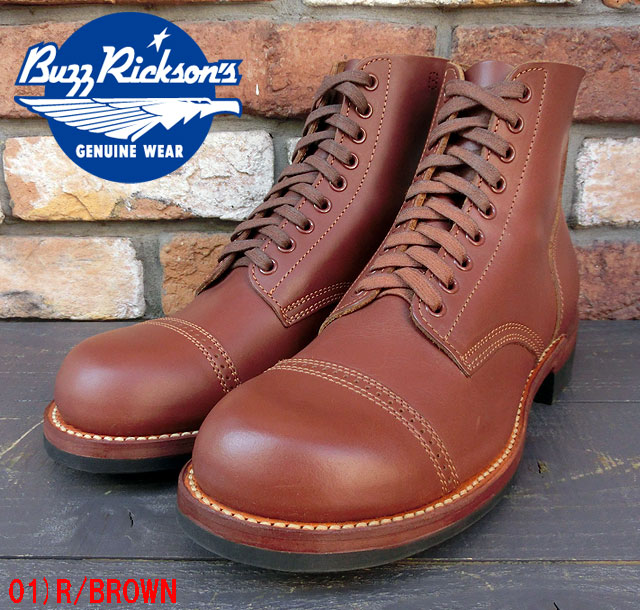 """No.BR01423 BUZZ RICKSON'S バズリクソンズSERVICE SHOES""""M-42"""""""
