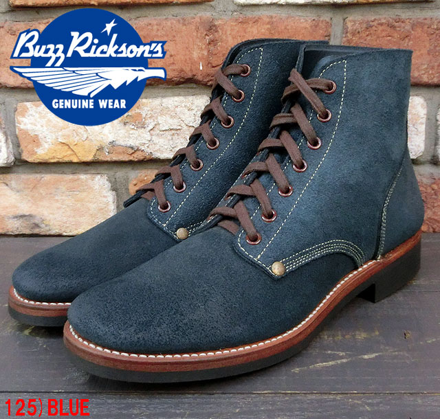 """No.BR02118 BUZZ RICKSON'S バズリクソンズSERVICE SHOES""""M-43"""""""