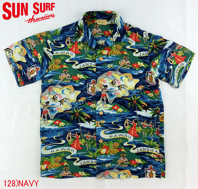 "No.SS36984 SUN SURF サンサーフSPECIAL EDITION""LAND OF ALOHA"""