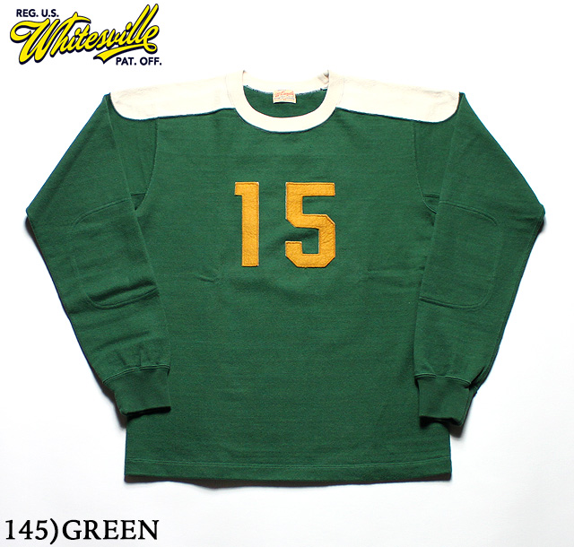 No.WV68070 WHITESVILLEホワイツビルEARLY DAYS FOOTBALL JERSEY