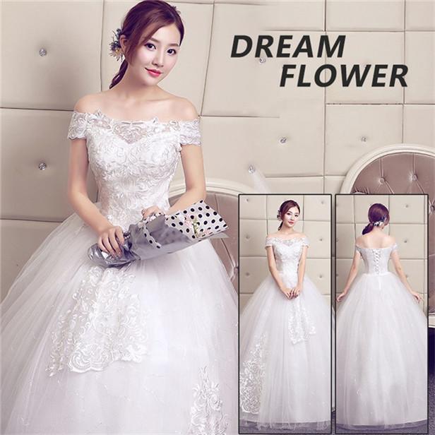 49687e603f3ab レースワンピース 白いドレス 大きいサイズ 結婚式 大人気 ウエディング 格安 ウエディングドレス 二次会ドレス 花嫁