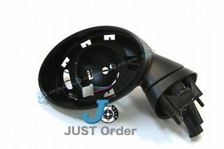 【BMWミニ】R50/R52/R53 ドアミラー左側 格納機能付/純正OEM品