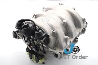 半年保証・純正OEM品【ベンツ】M272 V6エンジン インテークマニホールドAssy/PIERBURG製