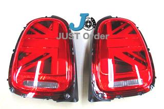 純正新品【BMWミニ】F55/F56/F57 ユニオンジャック LED テールランプ 左右set