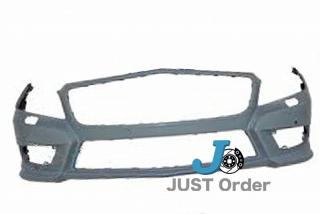 【ベンツ】W218/X218前期 AMGスポーツパッケージ フロントバンパー(未塗装)/純正品
