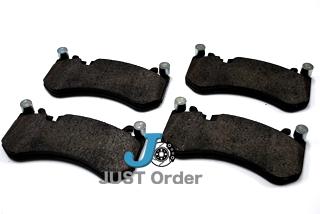【ベンツ】W204/W212/W211/W219/W218/R230/R231 AMGフロントブレーキパット《左右set》/優良OEMメーカーTRW製