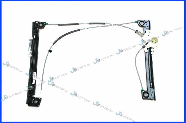【BMWミニ】R50/R52/R53 左前パワーウィンドーレギュレーター/純正品