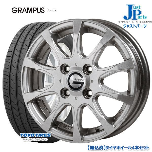 初売り 数量限定 送料無料165 70R14TOYO トーヨー SD-7新品 サマータイヤ マーチ 4H100アクア G25ダークグレー14インチ 公式 5.5J ホイール4本セットグランパス スイフト...etc