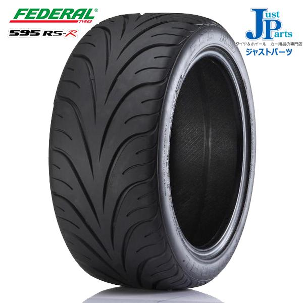 送料無料フェデラル FEDERAL 595RS-R 225/40R18 88W 新品 サマータイヤ 1本