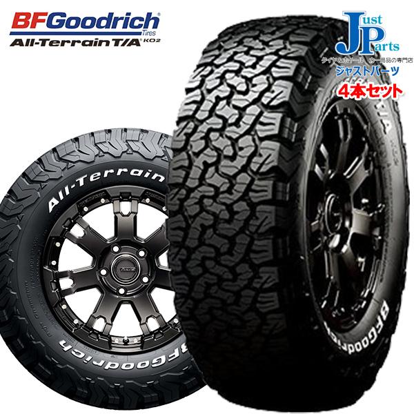 グットリッチ BFグッドリッチ All-Terrain T/ AT オールテレーン A KO2 LT285/60R20 ブラックレター (タイヤ単品1本価格) BFGoodrich
