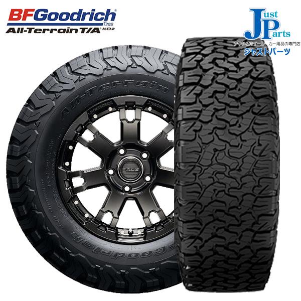 33x12.50R20LT 114S LREBF Goodrich All-Terrain T/A KO2 ブラックレター グッドリッチ オールテレーン新品サマータイヤ2本以上で送料無料