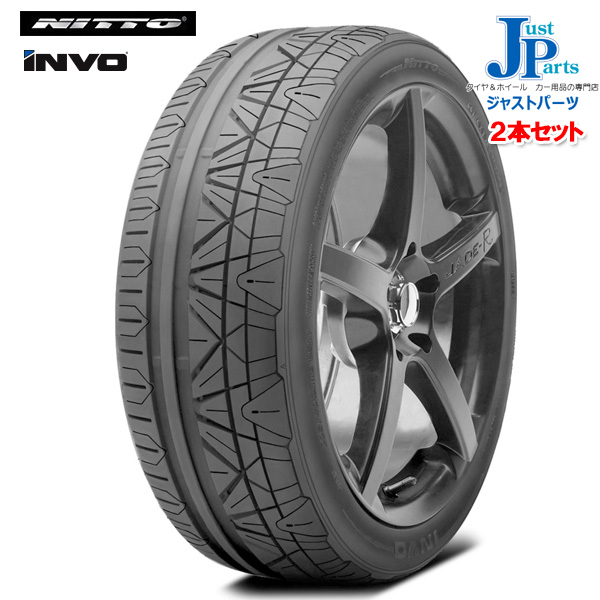 【2本セット】送料無料295/25R21 96Y XLニットー インヴォ NITTO INVO 新品 サマータイヤ
