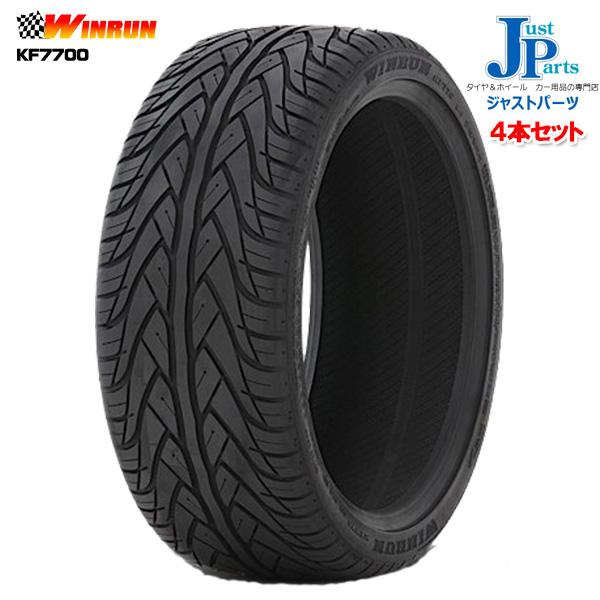 【4本セット】送料無料245/30R22 92W ウィンラン WINRUN KF7700 新品 サマータイヤ