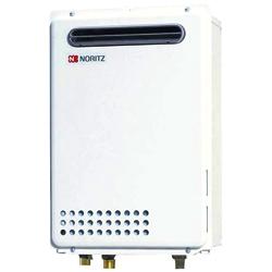 [GQ-1637WX-BL]【リモコンは別途購入ください】 ノーリツ ガス給湯器 ユコアGQシリーズ 16号 屋外壁掛型 給湯専用 価格 給湯器【給湯専用】