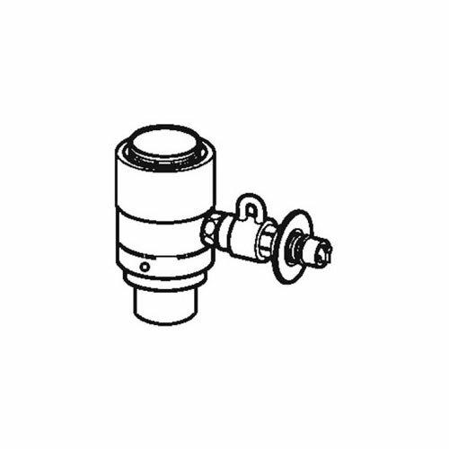 [CB-SXL8] パナソニック 分岐水栓 分岐水栓 LIXIL社用分岐水栓 ※取り付け後約60mm高くなります。