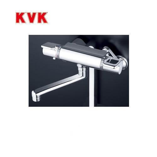 [KF880T]KVK 浴室水栓 シャワー水栓 サーモスタットシャワー金具(壁付きタイプ) 逆止弁 快適節水シャワー 蛇口 【送料無料】 壁付タイプ おしゃれ