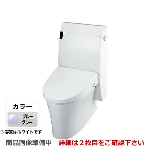 [YBC-A10S--DT-355J-BB7]INAX トイレ LIXIL アステオ シャワートイレ ECO6 床排水 200mm 手洗なし グレード:A5 アクアセラミック 壁リモコン付属 ブルーグレー 【送料無料】【便座一体型】