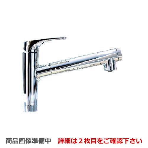 [F426] 三菱レイヨン キッチン水栓 水栓一体型(スパウトインタイプ) ビルトイン型 浄水器 ハンドシャワー水栓 クリンスイ カートリッジ品番 SFC0002 【送料無料】