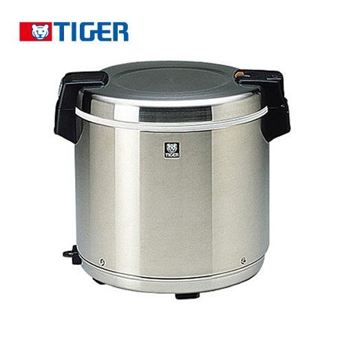 [JHC-720A-STN] タイガー 業務用厨房機器 業務用電子ジャー 炊きたて ダブルヒーター方式 4升 100V 保温専用 通電ランプつき ステンレス
