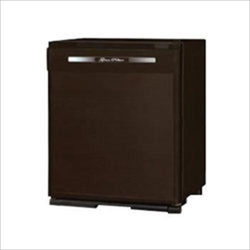 [RK-41B-K] 【特別配送】 三菱 冷蔵庫 ペルチェ式電子冷蔵庫 家庭用 41L 右開き 付属品 棚(1枚)、ドアポケット(2個) 木目調 【送料無料】【小型】
