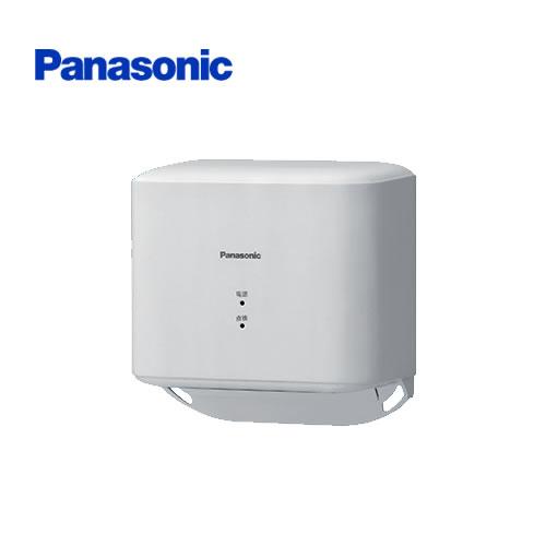 [FJ-T09G3-W]パナソニック ハンドドライヤー ジェット温風タイプ パワードライ 水受け無しタイプ コンパクト形 壁掛け式 100V ホワイト