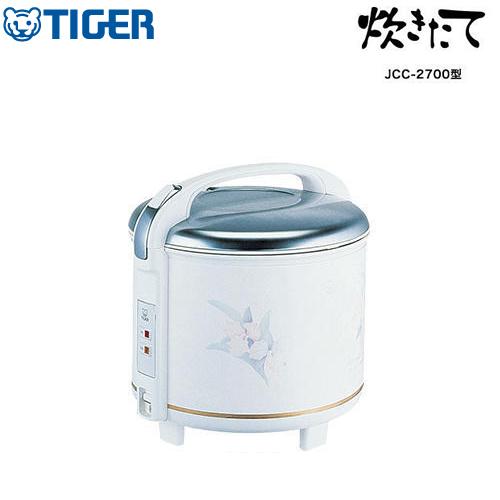 【最大1200円クーポン有】[JCC-2700-FT]タイガー 炊飯器 炊飯ジャ- 炊きたて 1升5合炊き 大容量 カトレア