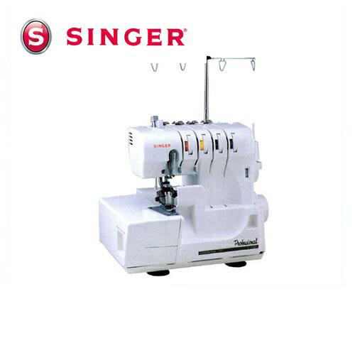 [SG-S400]シンガー ミシン プロフェッショナル 2本針4本糸かがりミシン 対応糸数とミシン針数:2本針4本糸 フリーアーム 差動送り シンガーミシン 本体 【送料無料】【メーカー直送のため代引不可】