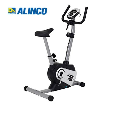 [AFB4017] アルインコ エアロバイク エアロマグネティックバイク4017 デジタル表示メーター 8段階ダイヤル負荷調節 角度調節機能付きサドル・ハンドル, LOVE GLITTER 30dcb3ee