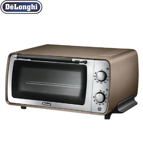 [EOI407J-BZ] デロンギ トースター ディスティンタコレクション オーブン&トースター 便利な3つの調理機能 ヨーロッパ基準の安全性 フューチャーブロンズ 【送料無料】