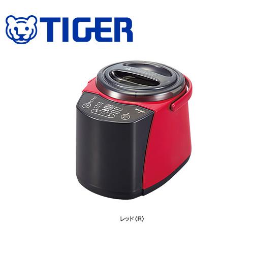 [RSF-A100-R] タイガー 精米機 無洗米機能つき精米機 1~5合用 TIGER RSFA100R 精米器 DCモーター レッド