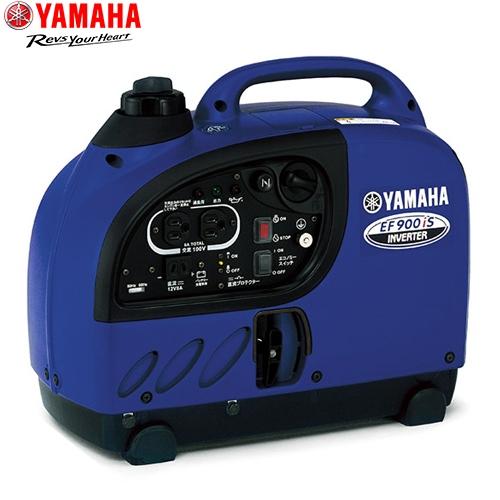 [EF900IS] ヤマハ 発電機 ガソリン燃料 発電機 燃料タンク容量:2.5L EF900iS インバーター式発電機 【送料無料】