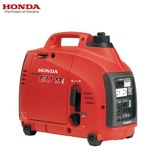 [EU9i] ホンダ 発電機 ガソリン燃料 発電機 燃料タンク容量:2.1L EU9i 正弦波インバーター搭載発電機 【送料無料】