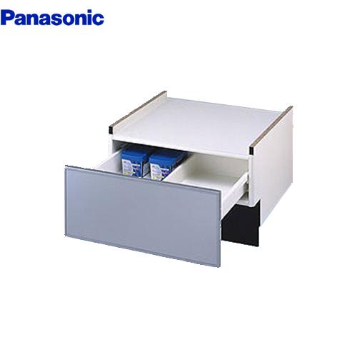 ☆パナソニック☆ビルトイン食器洗い乾燥機専用収納キャビネット[N-PC600S] [幅60cmタイプ][シルバー]【送料込み】※食器洗い乾燥機本体をご購入のお客様のみの販売となります