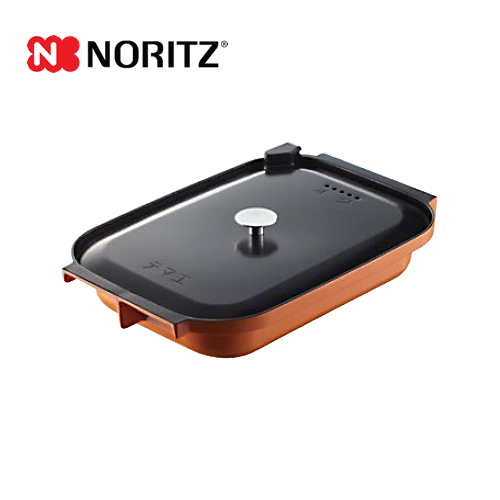 [DP0148] ノーリツ ビルトインコンロ部材 キャセロールL マルチグリル用調理オプション 【オプションのみの購入は不可】