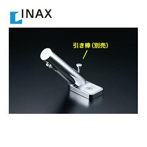 [AM-201TV1] INAX イナックス LIXIL リクシル 洗面水栓 ワンホールタイプ 蛇口 オートマージュA サーモスタット付自動水栓 手動スイッチ 節水泡沫 AC100V仕様 洗面台 洗面所 水栓 蛇口 ポップアップ式 おしゃれ
