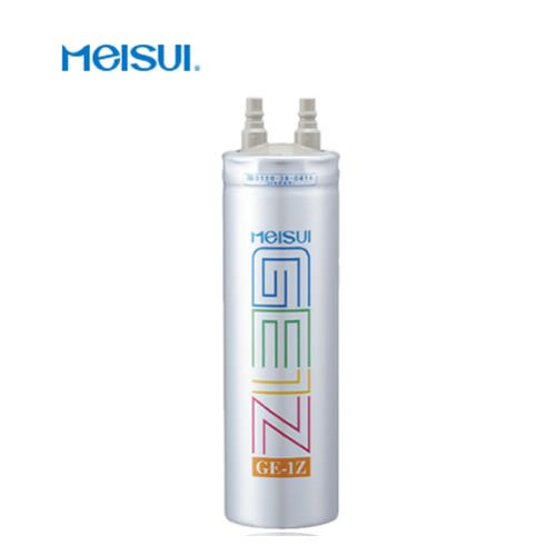 [GE-1Z]メイスイ カートリッジ 家庭用浄水器 2型 ろ過流量:3.0L/分 3層ろ過 ビルトインタイプ GE・1Z meisui